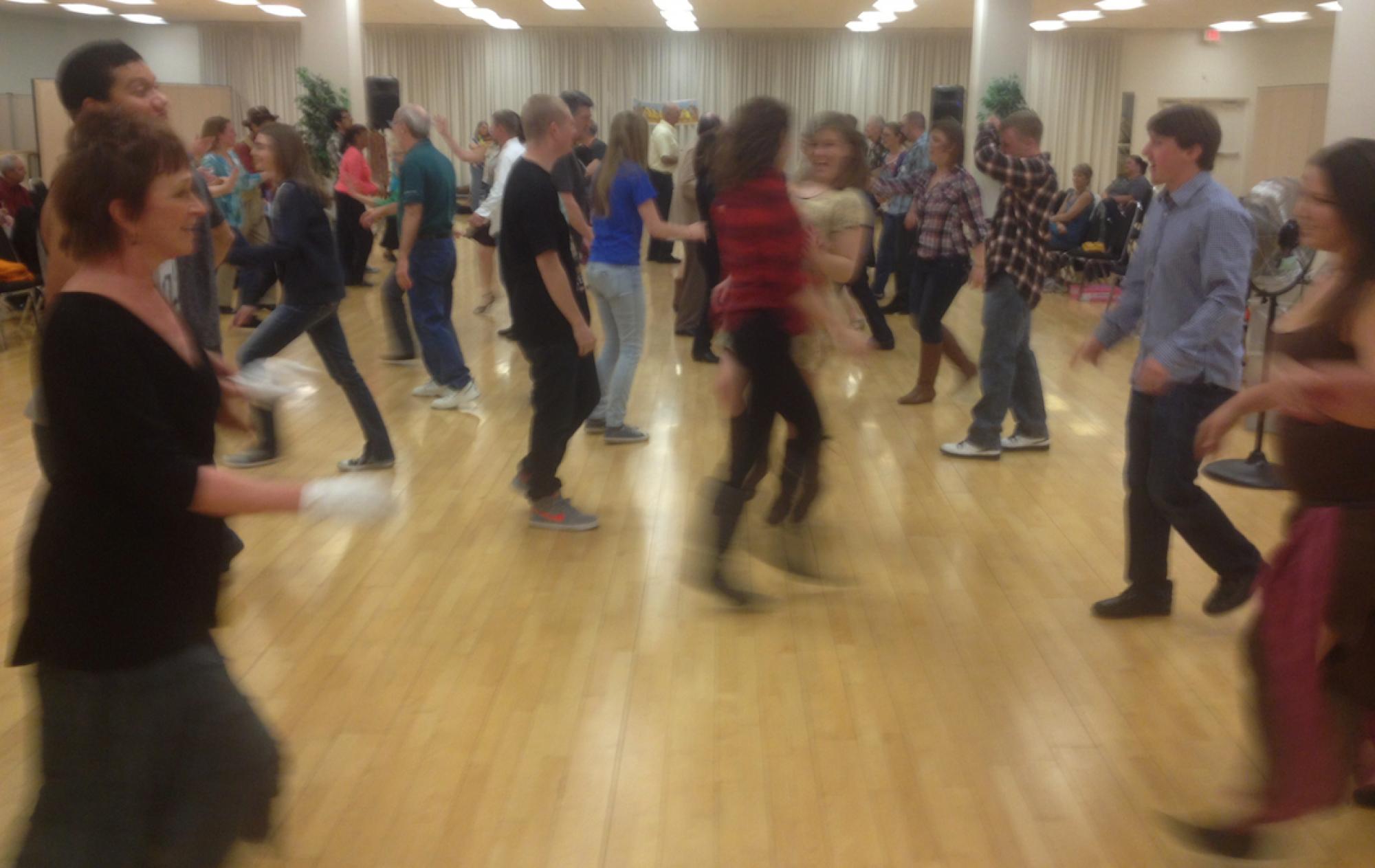 Las Vegas Country Dance